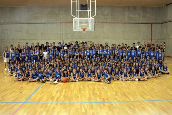 Grupo de una tanda uda-2012