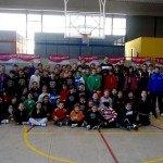 Foto de grupo en Paúles