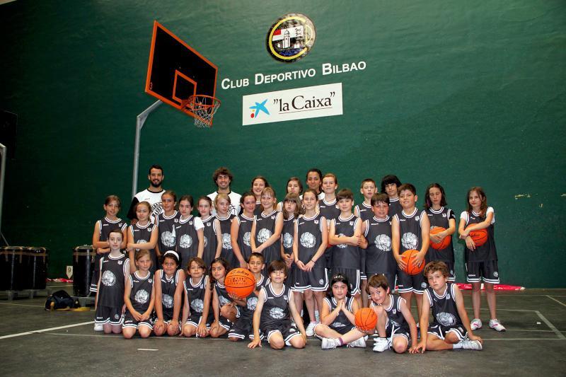 Campus de navidad Club Deportivo Bilbao