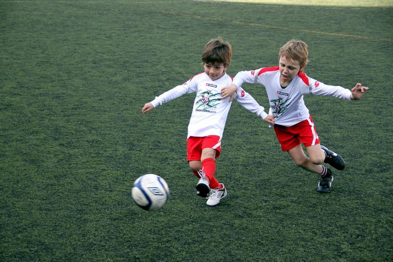 Futbol y más