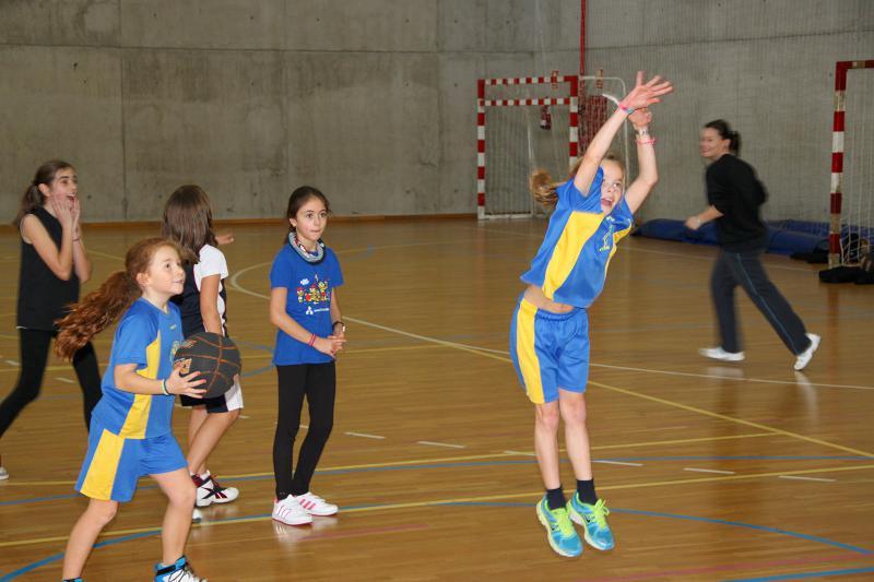 Sigue el basket en Deusto