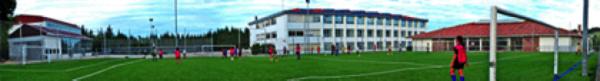 Campus de fútbol en Zarautz 2014 (con alojamiento)