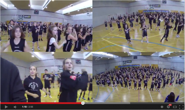 Video Baile Segunda Semana