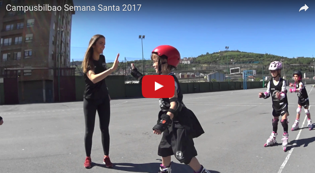 Video de los campus semana santa 2017