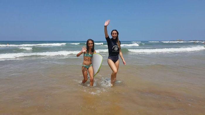 Surf bikaina!