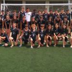 El fútbol y el basket siguen en Zarautz