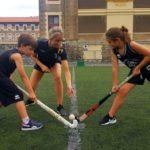 El hockey hierba; todo un descubrimiento