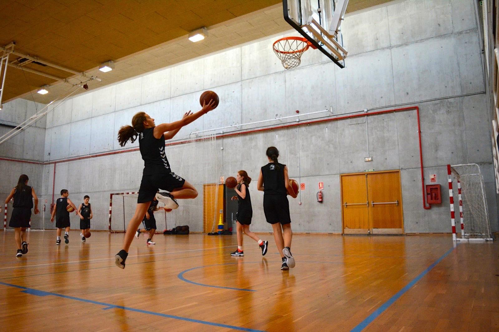 Tecnificación Baloncesto Bilbao