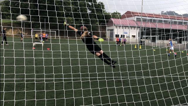 Verano 2020;  Fútbol Femenino