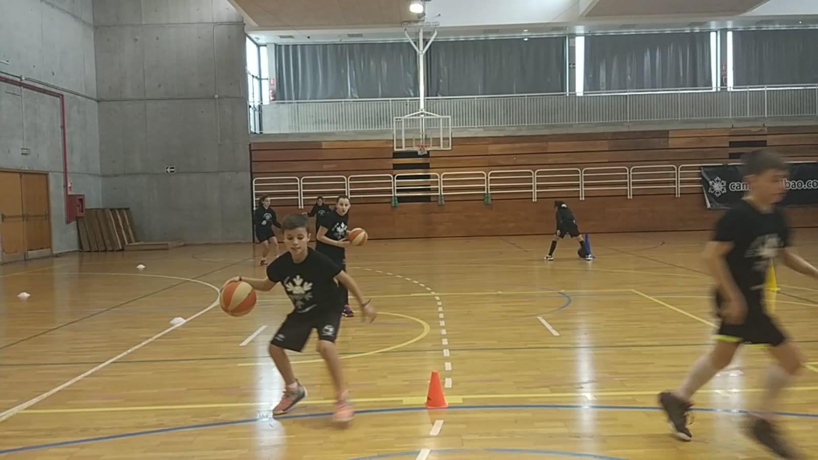 Verano 2020; Tecnificación Basket La Salle Bilbao