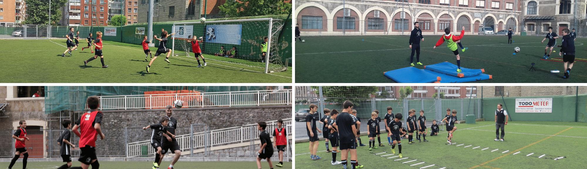 Uda 2020; Futbola Deustuko Salesianosen; Instalazio berria berresteko zain