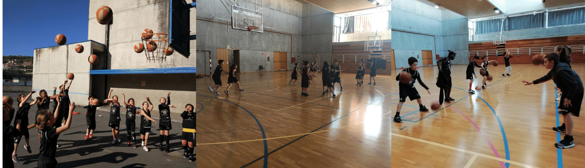 Minibasket en La Salle