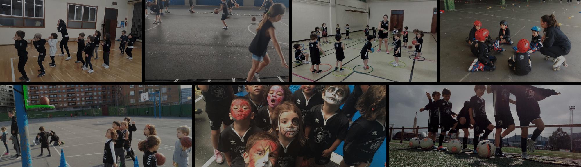 Verano 2020; Multideporte en La Salle Bilbao
