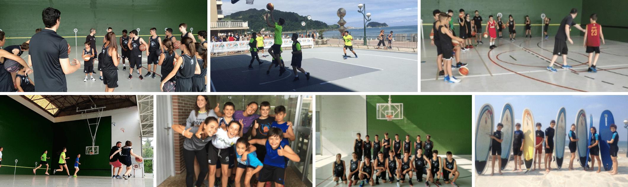 Verano 2020; Basket Zarautz