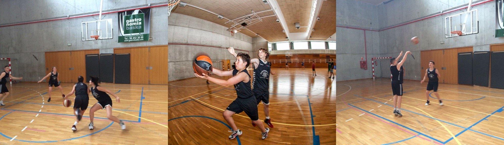 Tecnificación Baloncesto en La Salle
